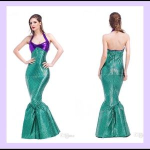 NWOT Adult Mermaid Costume🧜♀️